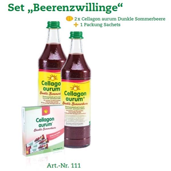 """Set """"Beerenzwillinge"""""""