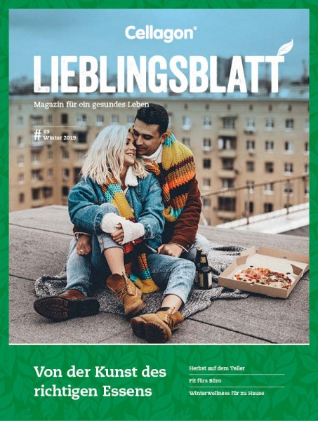 Cellagon Lieblingsblatt
