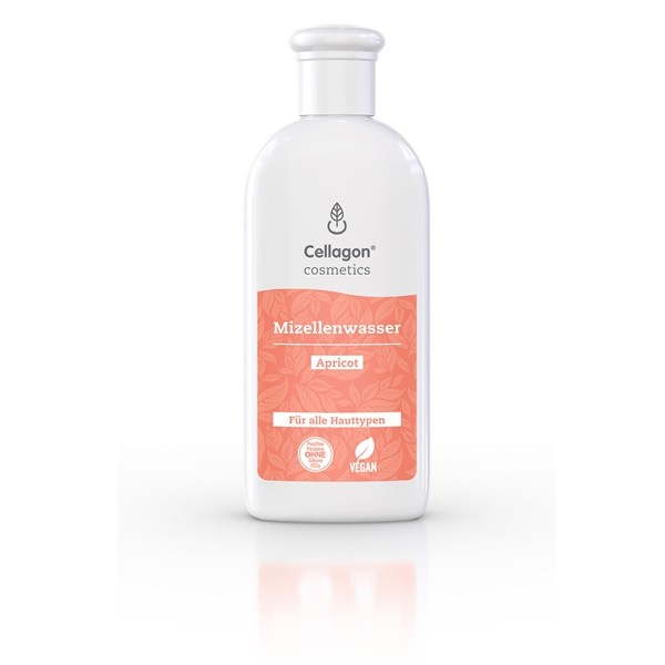 Mizellenwasser Apricot
