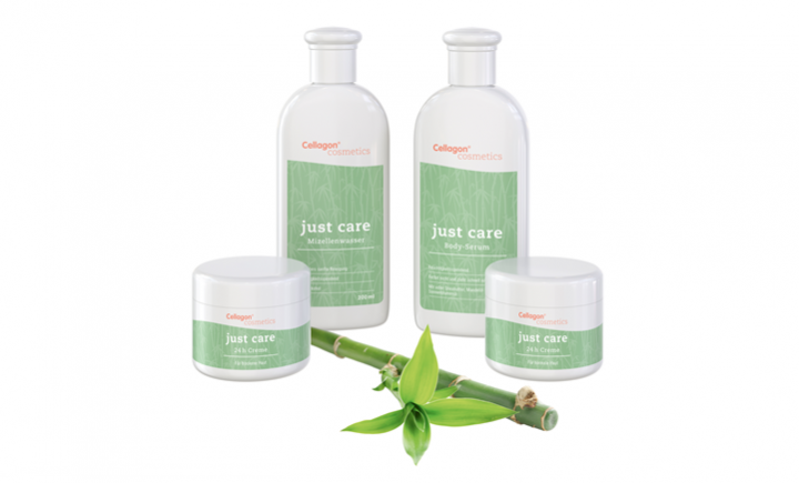 just care - Perfekter Einstieg in die Welt von Cellagon cosmetics