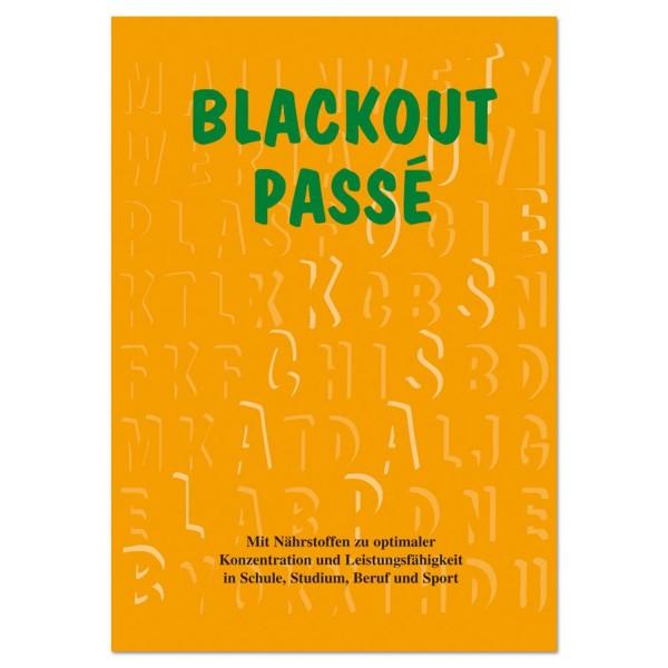 Buch - Blackout passé