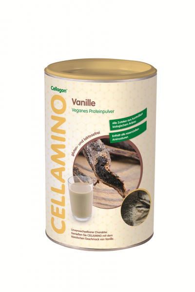 "Bio-Proteinpulver Cellagon CELLAMINO ""Vanille"""