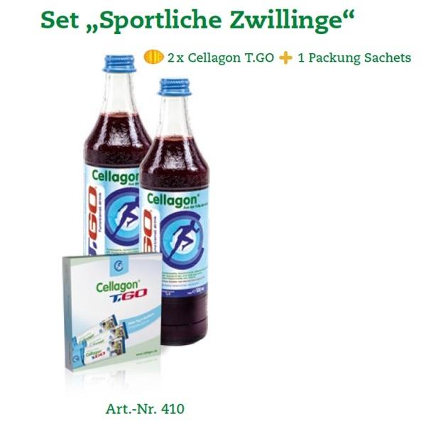 "Set ""Sportliche Zwillinge"""
