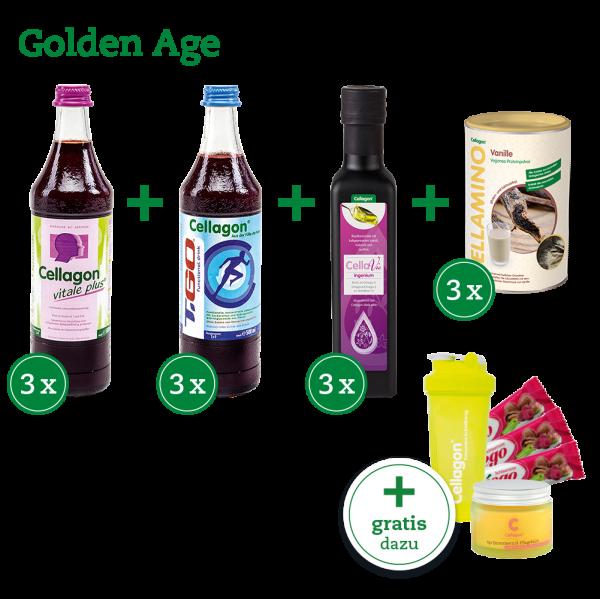 """Golden Age""- optimale Ernährung im Alter"