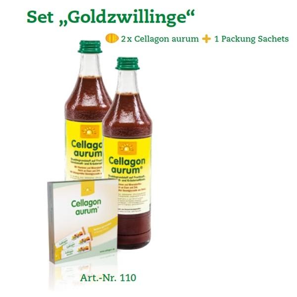 """Set """"Goldzwillinge"""""""