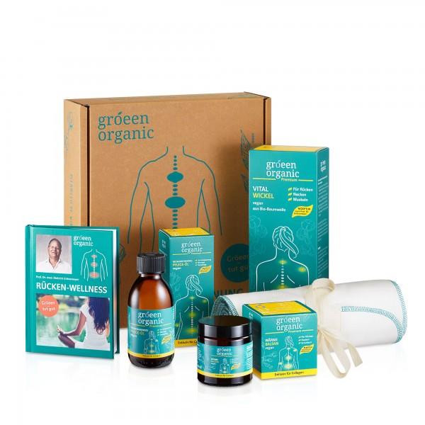 gröeen organic Premium Entspannungs-Set
