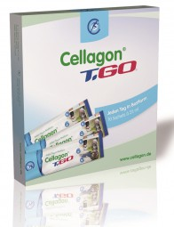 Sachetbox - Cellagon T.GO (10 x 25 ml)