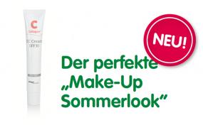 """Der perfekte """"Make-Up Sommerlook"""""""