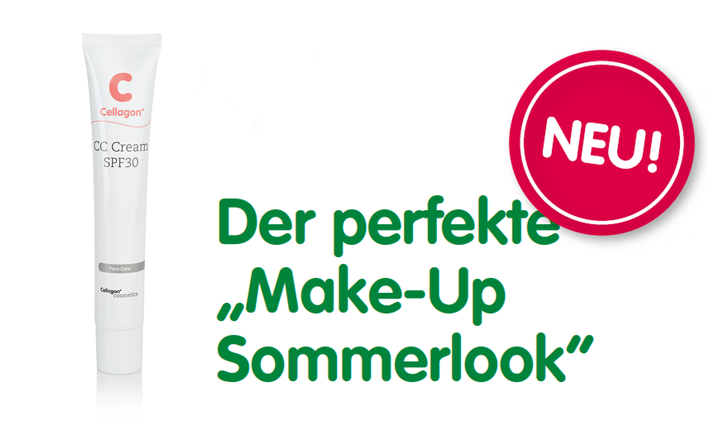 "Der perfekte ""Make-Up Sommerlook"""