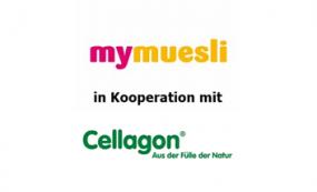 Cellagon und mymuesli – das passt gut und schmeckt gut!